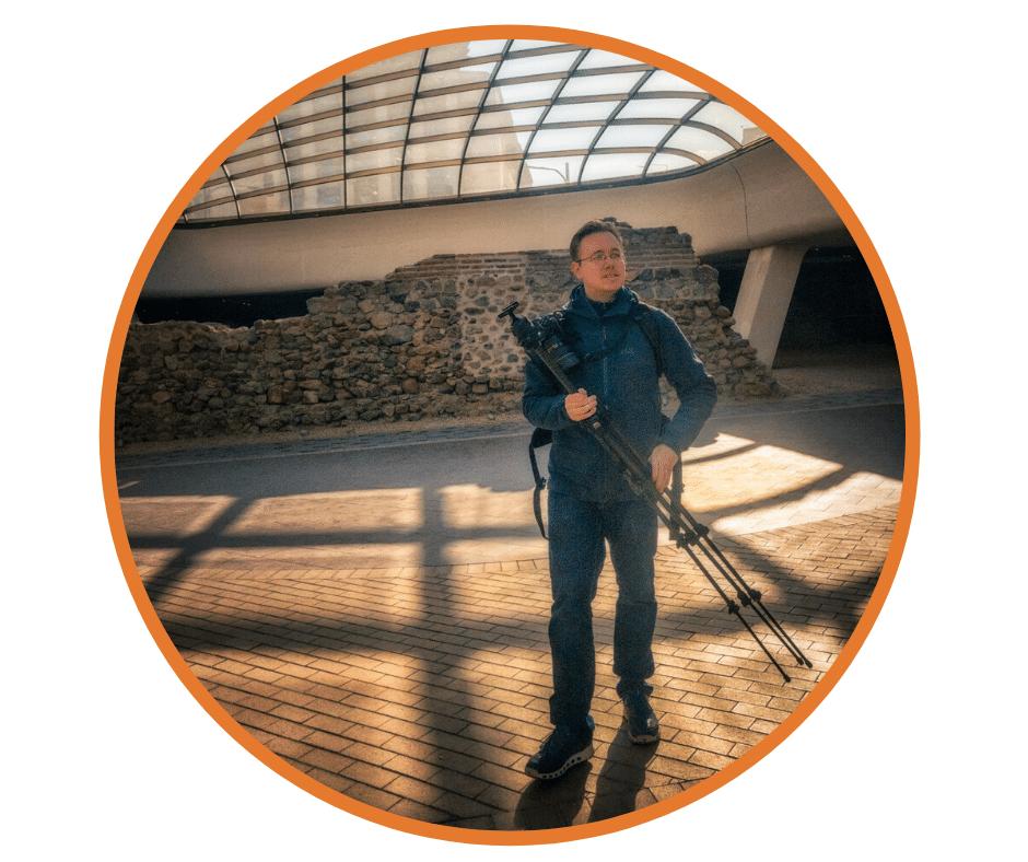 Nico Trinkhaus PhotoClaim founder