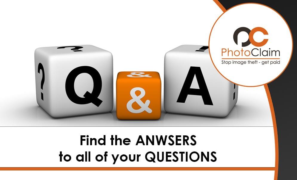 Q&A photoclaim