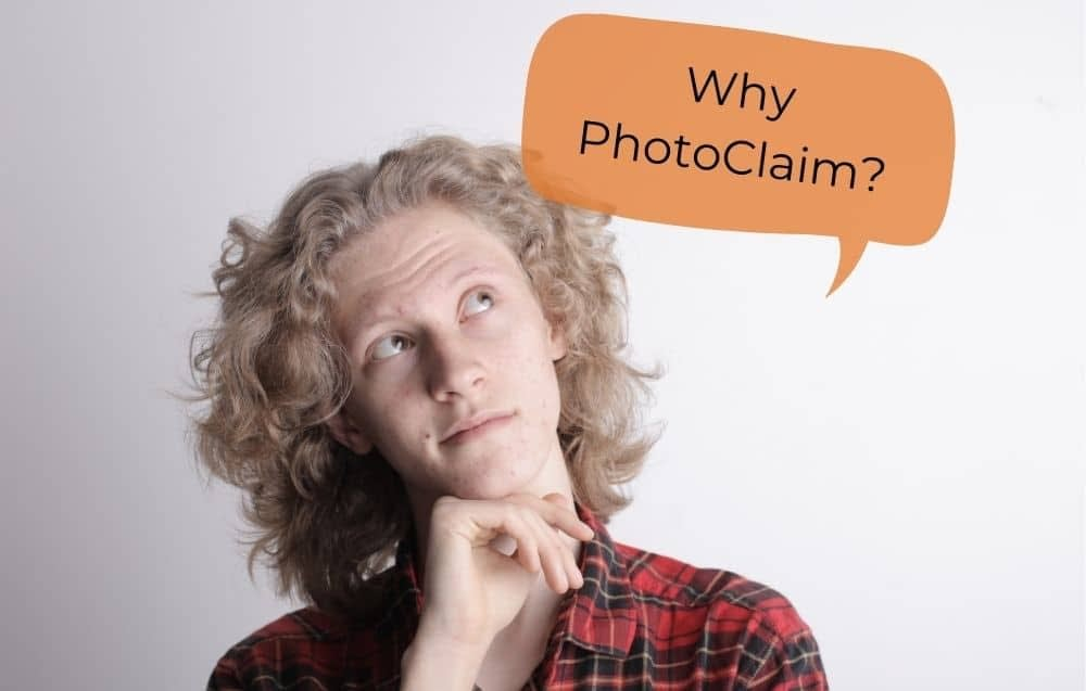 why take care of your copyrighted images with PhotoClaim
